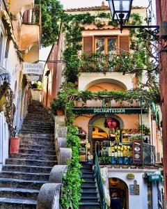 Hillside Delikatessen, Positano Amalfi