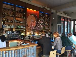 Bar at BarnDiva Healdsburg