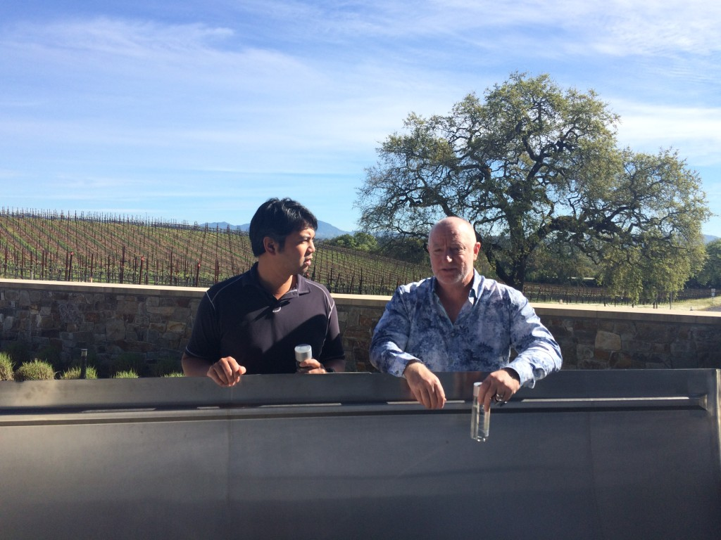 Talking Wine and theory with Jeff Mangahas