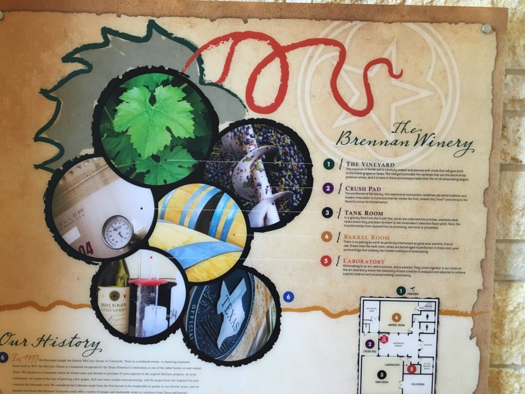 Brennan Vineyards History