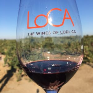 LoCa The Wines Of Lodi, Ca!